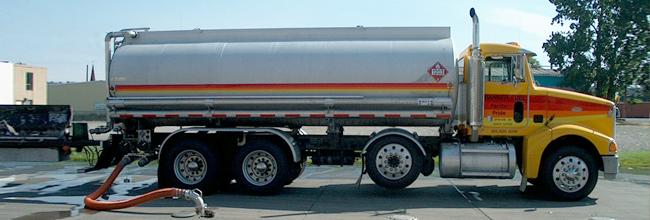 Pacific Pride fuel