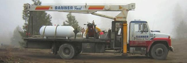 Propane Tanks | Banner Furnace & Fuel | Spokane, WA